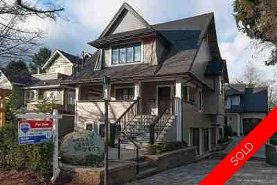 Kitsilano Duplex for sale:  3 bedroom 1,916 sq.ft. (Listed 2016-03-05)