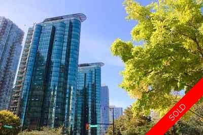 Coal Harbour Condo for sale:  1 bedroom 527 sq.ft. (Listed 2016-09-18)
