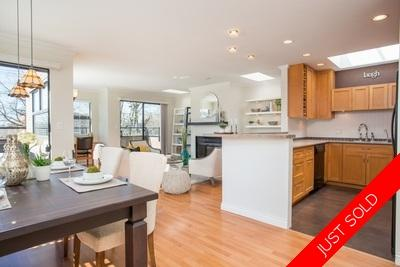 Kerrisdale Townhouse for sale:  2 bedroom 1,322 sq.ft. (Listed 2019-03-07)