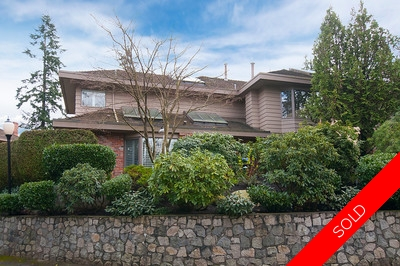 Shaughnessy Townhouse for sale: SHAUGHNESSY PLACE II 2 bedroom 1,969 sq.ft. (Listed 2015-03-17)