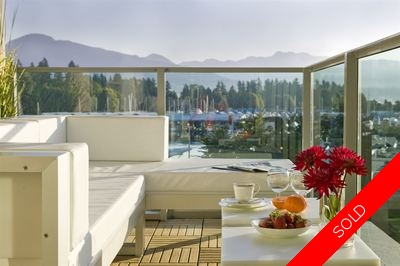 Coal Harbour Condo for sale:  3 bedroom 1,734 sq.ft. (Listed 2016-02-20)