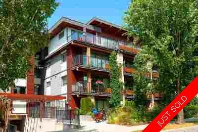 Grandview Woodland Condo for sale:  2 bedroom 859 sq.ft. (Listed 2019-07-22)